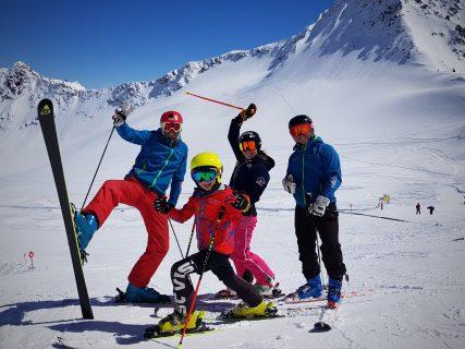 Ski Coaching